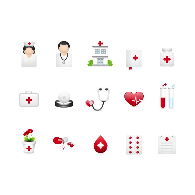 medical, preview icon