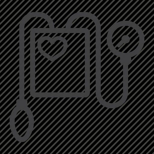 blood, diagnosis, healthcare, hypertension, medicine, pressure, tonometer icon