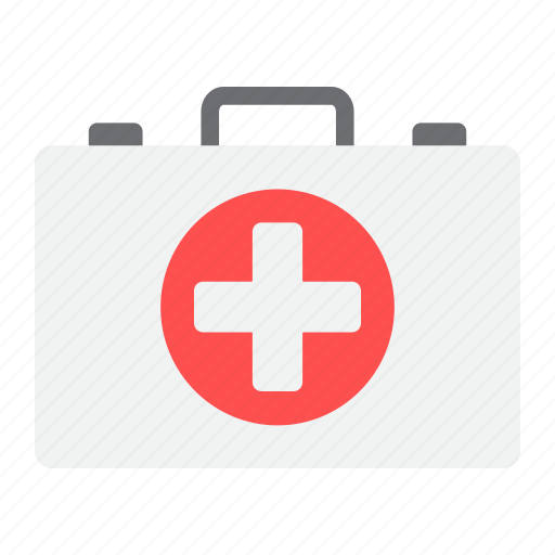 Aid, box, emergency, first, healthcare, kit, medicine icon - Download on Iconfinder