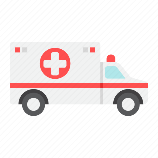 ambulance, car, emergency, healthcare, hospital, medicine, transport icon