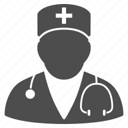 doctor, first aid man, health, hospital, medic, orderly, paramedic icon
