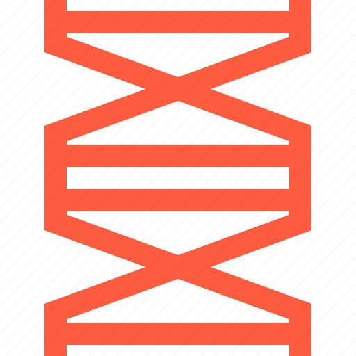dna, genetics, genome, helix, heredity, medical, strain icon