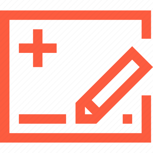 add, change, doc, document, edit, medical, new, patient icon