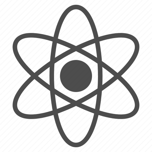 atom, atomic, experiment, lab, laboratory, research, science icon