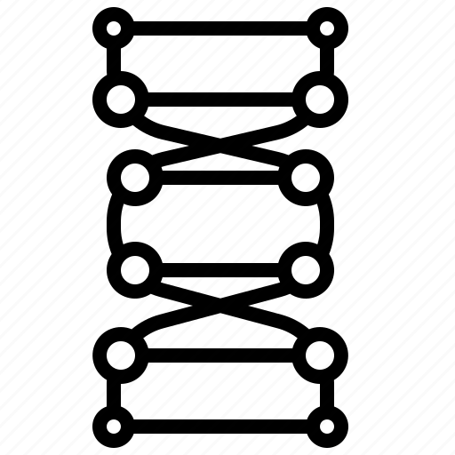Chain, dna, gene, genetic, nature icon - Download on Iconfinder