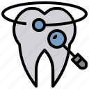 dental, dentist, medical, teeth, tooth icon
