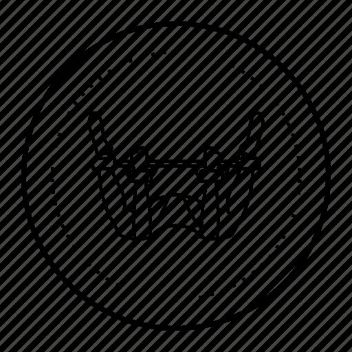 bandage, medicine icon