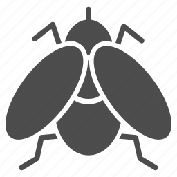 flight, fly, infection, insect, parasite, pest, wing icon