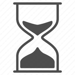 clock, hourglass, measure, sand glass, stopwatch, time, timer icon