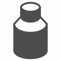 bottle, drug, medical, medicine, pharmacy, tube, vial icon