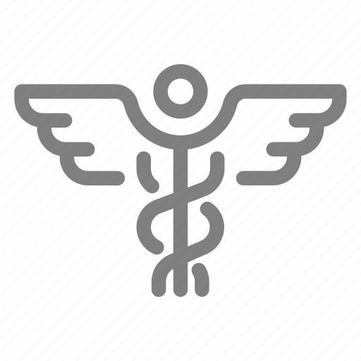 Caduceus, care, health, medical, pharmacy icon - Download on Iconfinder