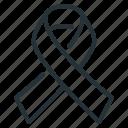 anti, aids, ribbon, anti-aids