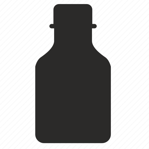 bottle, medicine, treatment icon