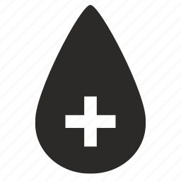 drop, medicine, treatment icon