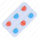 drug, medical, medicine, pharmacy, pills, tablet, vitamin icon