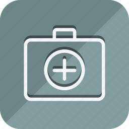 anatomy, bodypart, first aid kit, healthcare, human, medical, medicine icon