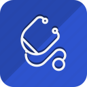 anatomy, bodypart, healthcare, human, medical, medicine, stethoscope icon