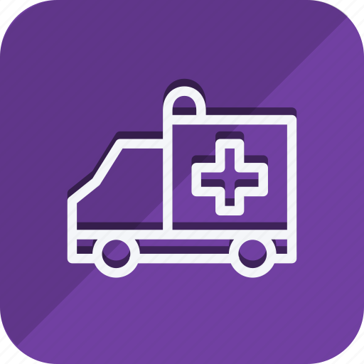ambulance, anatomy, bodypart, healthcare, human, medical, medicine icon