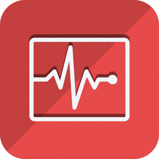 anatomy, bodypart, cardiogram, healthcare, human, medical, medicine icon