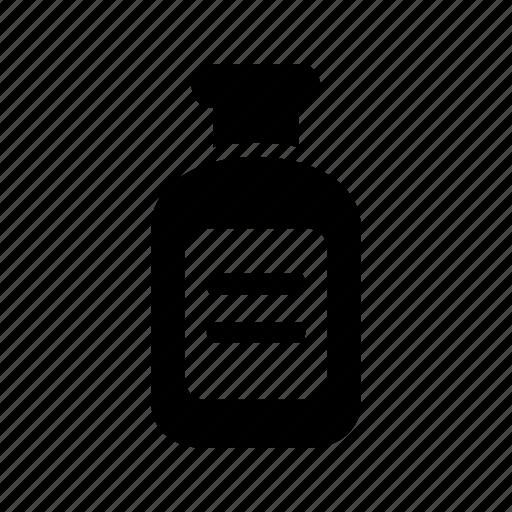 bottel syrup, drug, healthcare, medication, medicine, pharmaceutical, tablet icon
