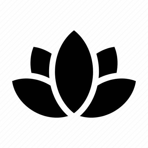flower, flowers, lily, lotus, meditation, plant, yoga icon