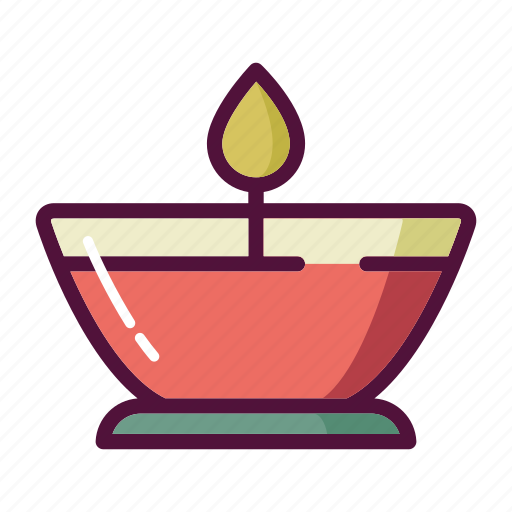 aroma, aromatherapy, candle, relax, relaxation, spa, therapy icon
