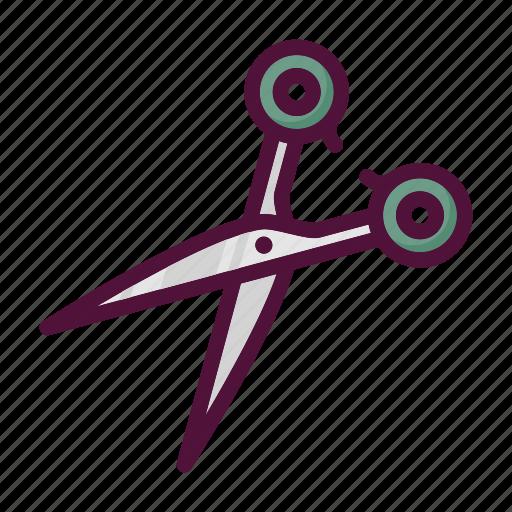 cut, cutter, hairdresser, scissor, scissors, shears, surgeon icon