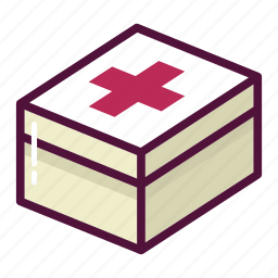 box, care, doctor, first aid kit, healthcare, medical, pharmacy icon