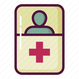 ambulance, bed, hospital, medication, medicine, patient, treatment icon
