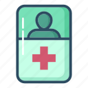 ambulance, bed, healthcare, hospital, medication, medicine, patient icon