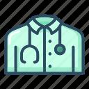costume, doctor, medicine, nurse, uniform, hospital, medical