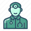 clinic, doctor, healthcare, hospital, medicine, physician, specialist icon
