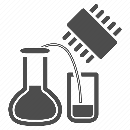 analysis, analyze, electronic, lab, laboratory, labs, science icon