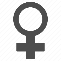 female symbol, girl, lady, sex, venus, woman, women icon