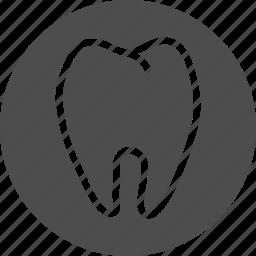 dentistry, health, healthcare, hospital, medical, medicine, stomatology, teeth, tooth icon