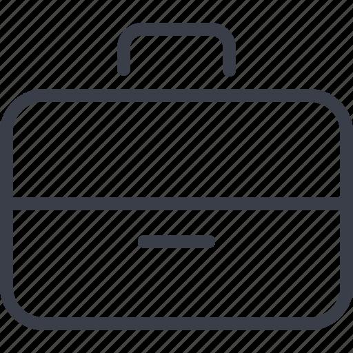 bag, briefcase, case, medicine icon