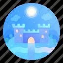architecture, building, castle, fantasy, kingdom, landscape, medieval