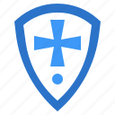 guarantee, miscellaneous, protected, protection, quality, safe, shield icon