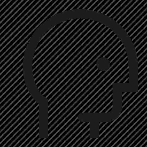 avatar, face, profile, user icon