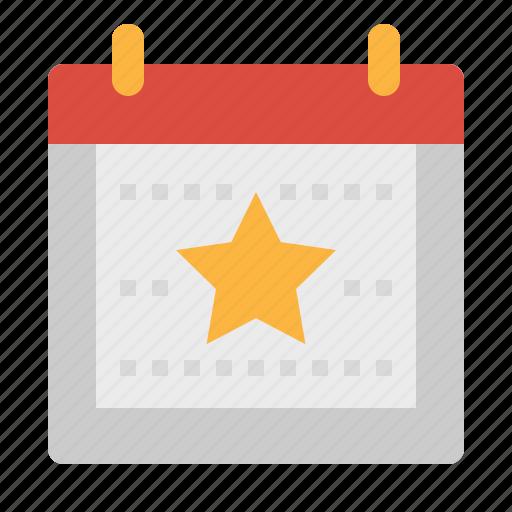 calendar, date, event, events, schedule icon