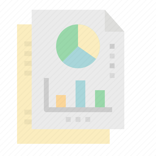 Chart, data, file, folder, storage icon - Download on Iconfinder
