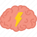 brain, business, idea, storm icon