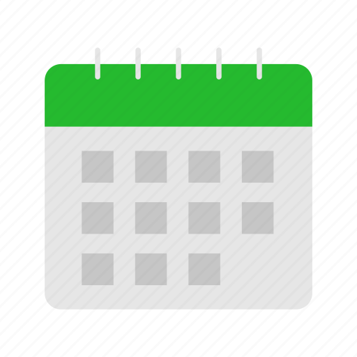 calendar, events, flip calendar, schedule icon