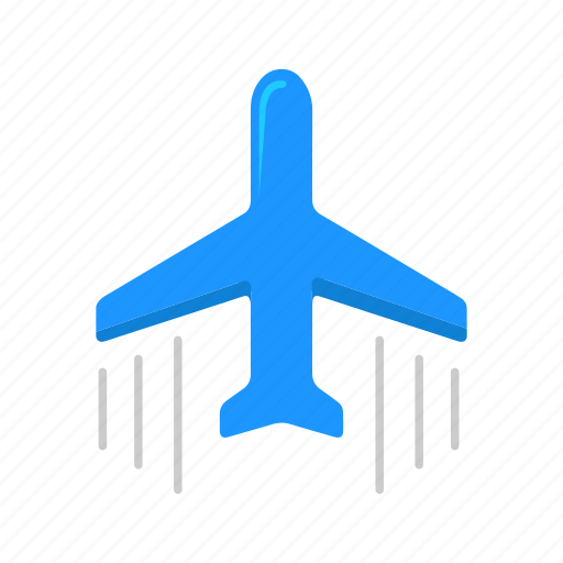 airplane, jet, private jet, transportation icon