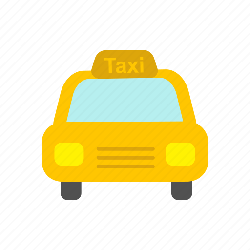 airport, cab, taxi, transportation icon