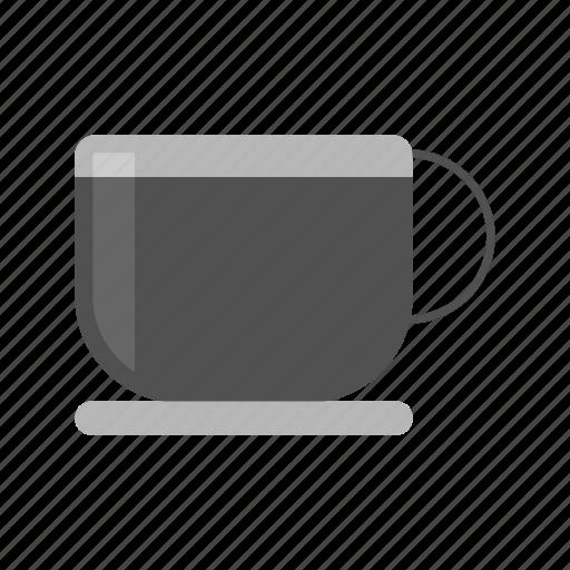 cup, hot coffee, mug, tea cup icon