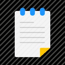 checklist, list, planner, to do list icon