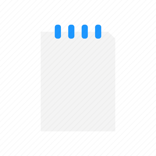 blank paper, list, planner, to do list icon