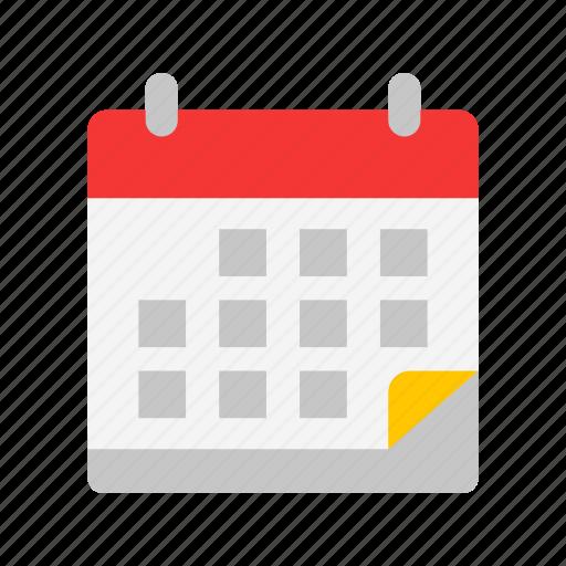 calendar, date, events, schedule icon