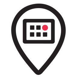 logo, meetvibe icon